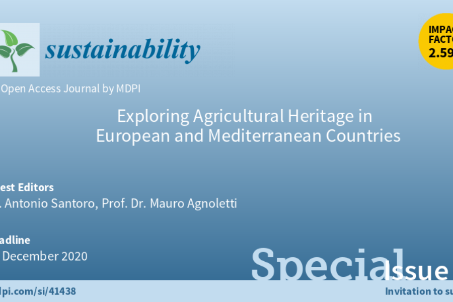 Exploring Agricultural Heritage in European and Mediterranean Countries